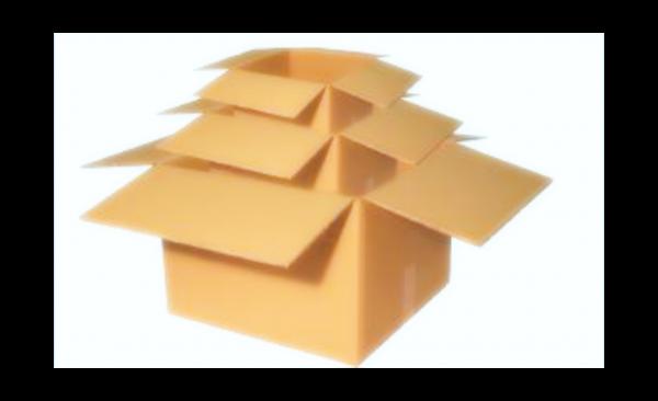 Karton (600 x 400 x 400 in mm 2.3BC) zum Einsenden von bis zu 5 Outdoortextilien bzw. 2 Motorradanzü