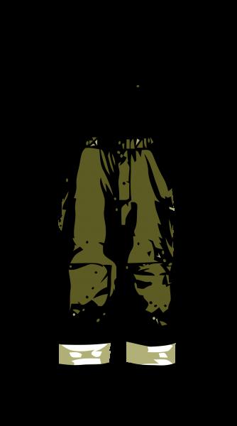 Einsatzhose THL (HuPF 1) waschen & imprägnieren