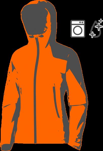 Outdoor Jacke waschen & imprägnieren