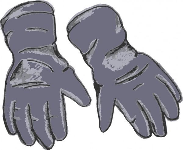 Motorrad Handschuhe Waschen und Imprägnieren