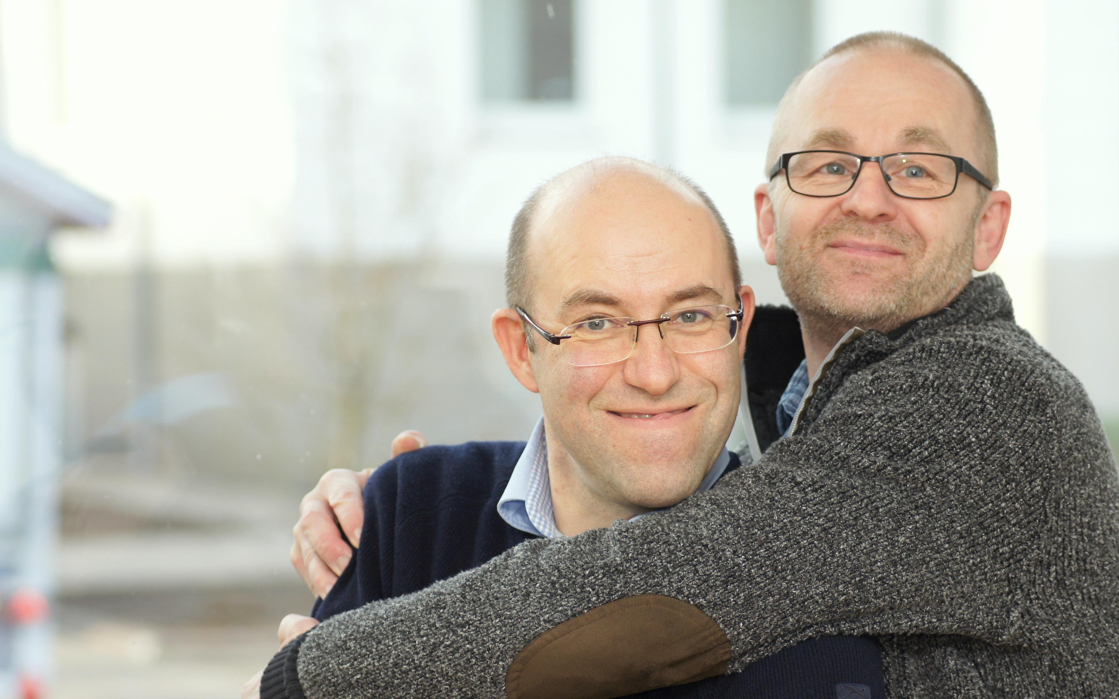 Axel Meyer und Jochen Kuhl